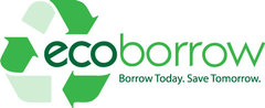 ecoBorrow - borrow today, save tomorrow